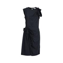 Black Lotus Sleeveless Dress