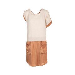 Silk Wool Dress