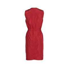 Carven technical sleeveless dress 2?1537951800