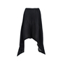 Authentic Pre Owned Issey Miyake Black Pleated Midi Skirt (PSS-561-00007) - Thumbnail 0