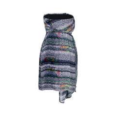 Acne strapless colourful mini dress 2?1538366320