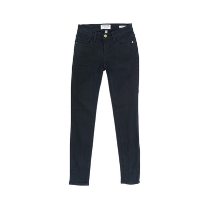 Authentic Second Hand Frame Le Skinny de Jeanne Crop Jeans (PSS-075-00092)