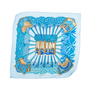 Authentic Pre Owned Hermès Ombres Et Lumieres Silk Plissé Scarf (PSS-555-00005) - Thumbnail 4