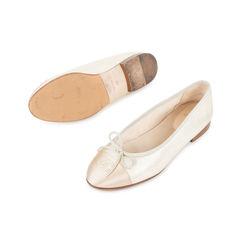 Chanel ballet flats 2?1538373606