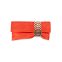 Authentic Pre Owned Jimmy Choo Chandra Clutch (PSS-557-00002) - Thumbnail 0