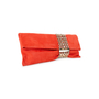 Authentic Pre Owned Jimmy Choo Chandra Clutch (PSS-557-00002) - Thumbnail 1