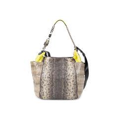 Lizard Shoulder Bag