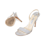 Authentic Second Hand Jimmy Choo Aeon Lizard Slingbacks (PSS-557-00019) - Thumbnail 1