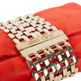 Authentic Pre Owned Jimmy Choo Chandra Clutch (PSS-557-00002) - Thumbnail 5