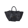 Authentic Second Hand Céline Crocodile Embossed Phantom Luggage Tote (PSS-553-00002) - Thumbnail 0