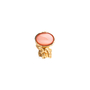 Authentic Pre Owned Yves Saint Laurent Arty Oval Ring (PSS-557-00027) - Thumbnail 0