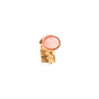 Authentic Pre Owned Yves Saint Laurent Arty Oval Ring (PSS-557-00027) - Thumbnail 1