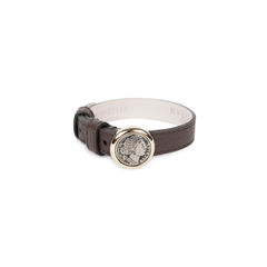 Monete Leather Bracelet