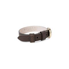 Bulgari monete leather bracelet 2?1538640394