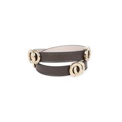 Double Coiled Bracelet