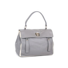 Yves saint laurent borsa muse two small bag grey 2?1538643545