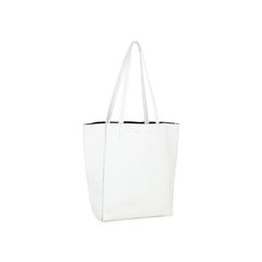 Celine phantom cabas tote white 2?1538643806