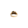 Authentic Pre Owned Bulgari Cerchi Shield Ring (PSS-557-00025) - Thumbnail 3