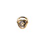 Authentic Pre Owned Bulgari Cerchi Shield Ring (PSS-557-00025) - Thumbnail 4