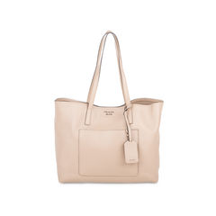 City Calf Shopping Tote