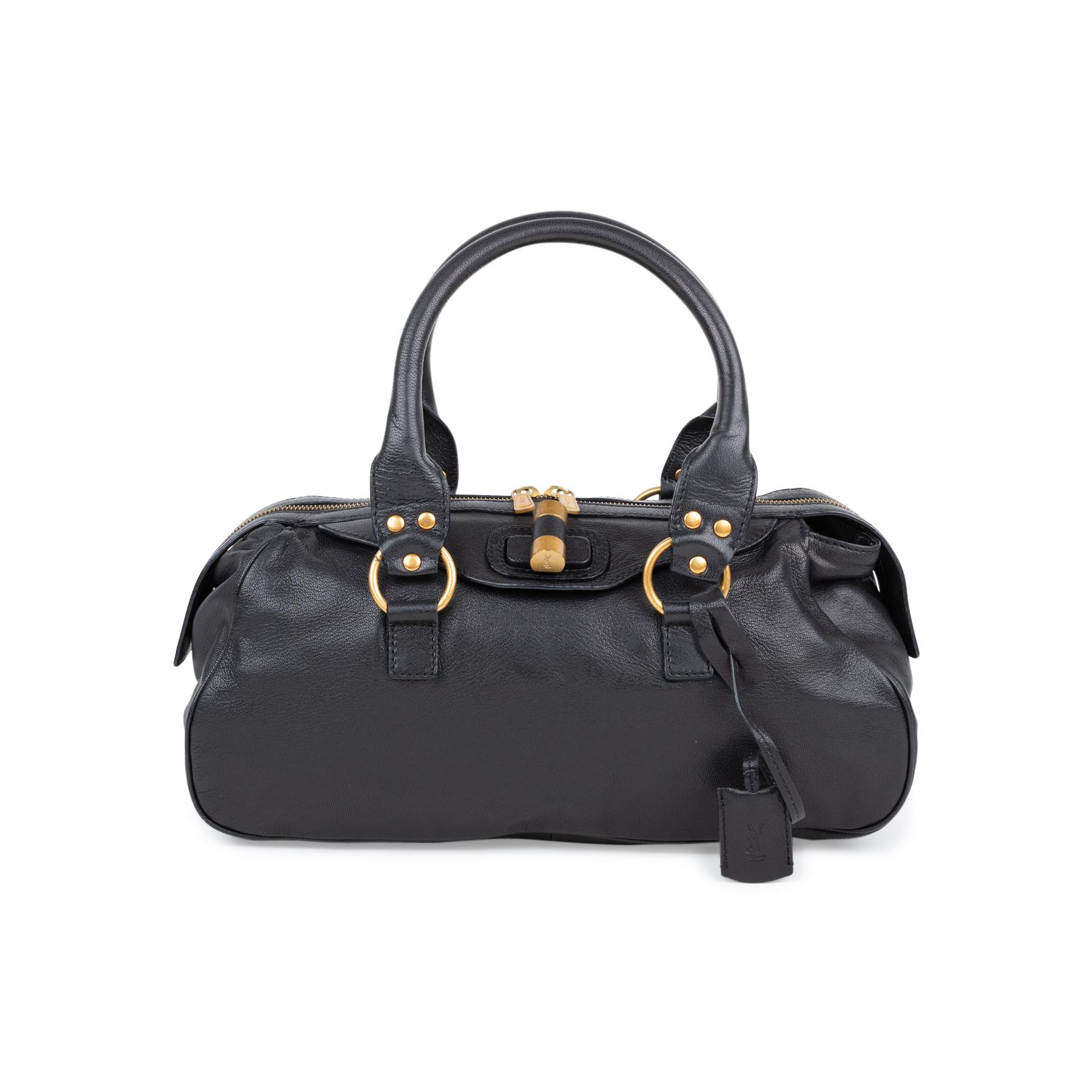 4d5a48a0b6 Authentic Second Hand Yves Saint Laurent Sac Muse Shoulder Bag  (PSS-554-00005)