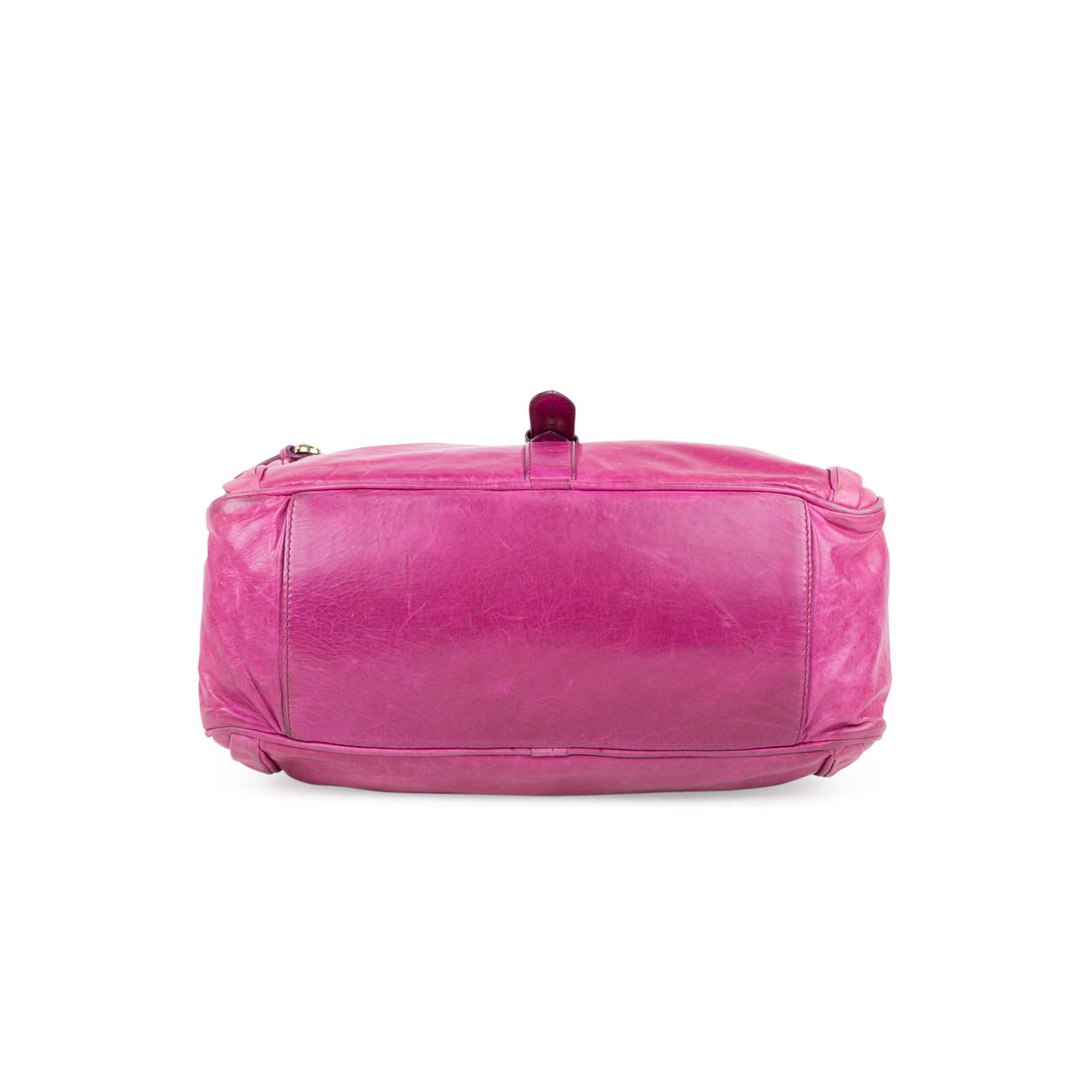 6607ca73c2 ... Authentic Second Hand Mulberry Fuchsia Mabel Shoulder Bag  (PSS-554-00008) ...