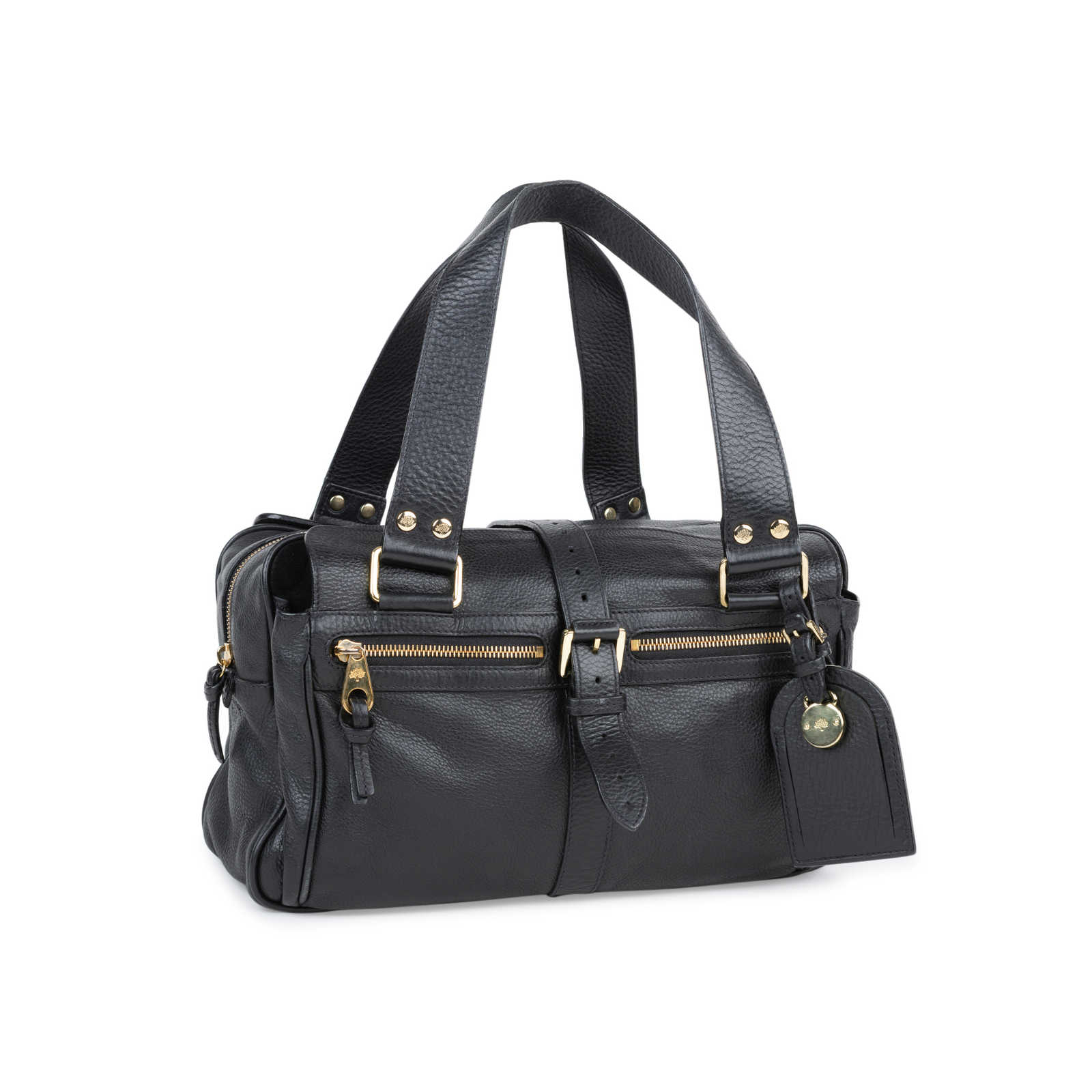 uk store authorized site where can i buy Authentic Second Hand Mulberry Black Mabel Shoulder Bag (PSS ...