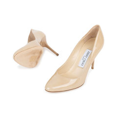 Jimmy choo gilbert patent pumps 2?1538714539