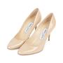 Authentic Second Hand Jimmy Choo Gilbert Patent Pumps (PSS-558-00012) - Thumbnail 3