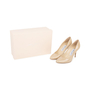 Authentic Second Hand Jimmy Choo Gilbert Patent Pumps (PSS-558-00012) - Thumbnail 6