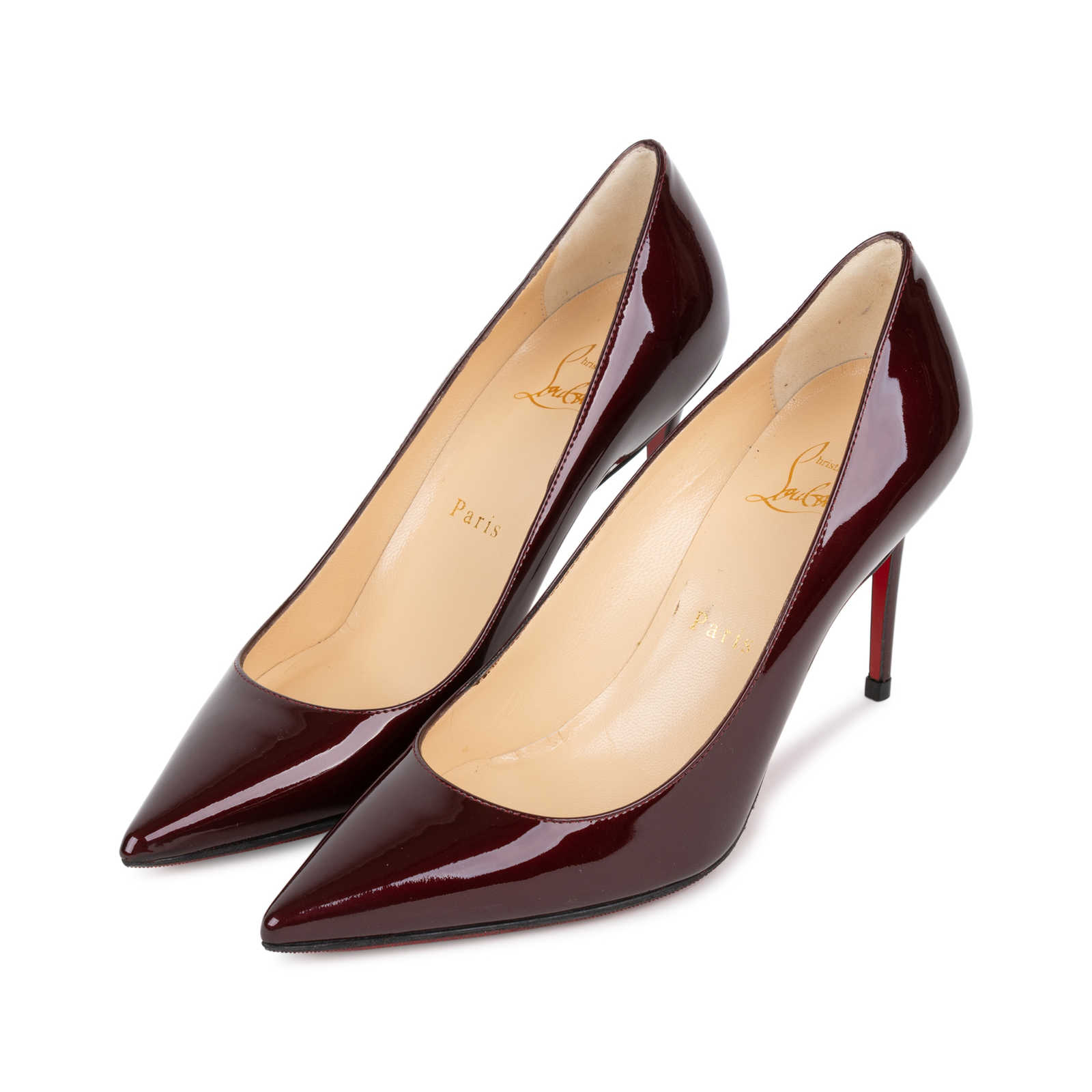 483b8389e981 ... Authentic Second Hand Christian Louboutin Decolette 554 Pumps  (PSS-558-00015) ...