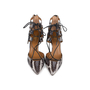 Authentic Second Hand Aquazzura Belgravia Elaphe Pointed Pumps (PSS-558-00016) - Thumbnail 0