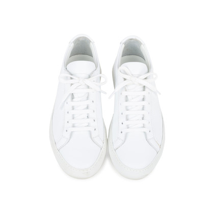 Authentic Pre Owned Common Projects Achilles Low Sneakers (PSS-558-00019)