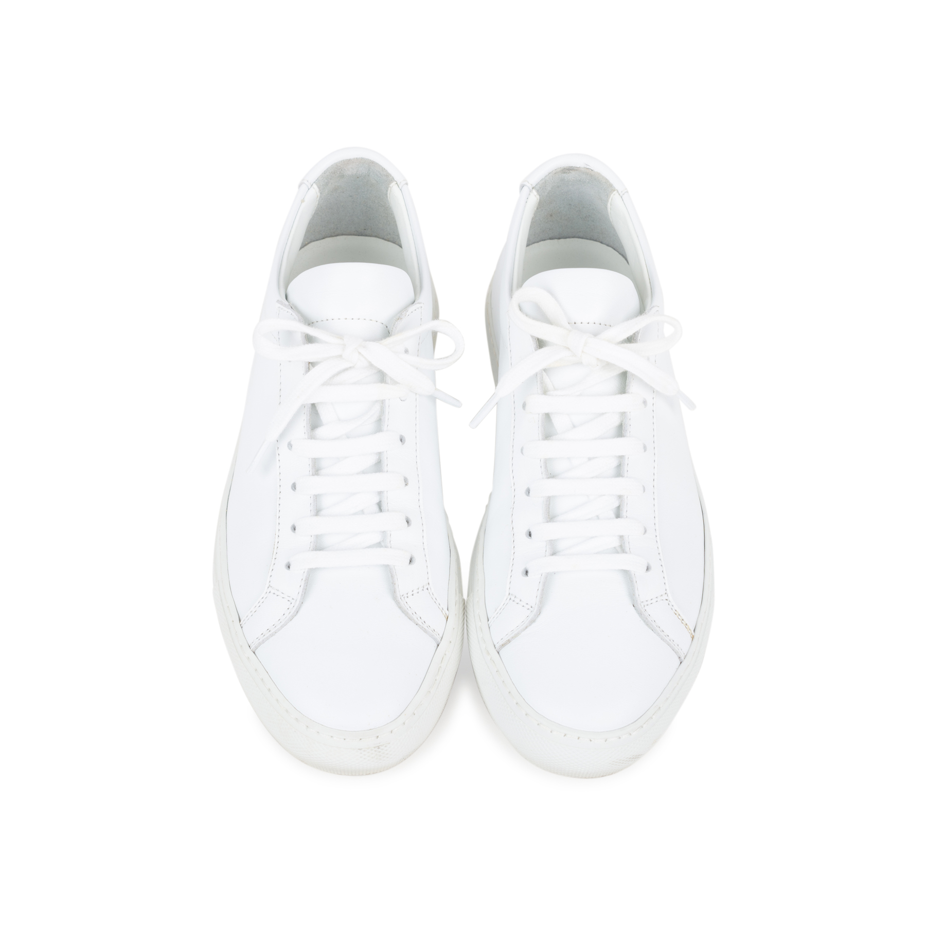 48d284a821a13e Authentic Second Hand Common Projects Achilles Low Sneakers (PSS-558-00019)  - THE FIFTH COLLECTION