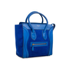 Celine suede micro luggage 2?1538988245