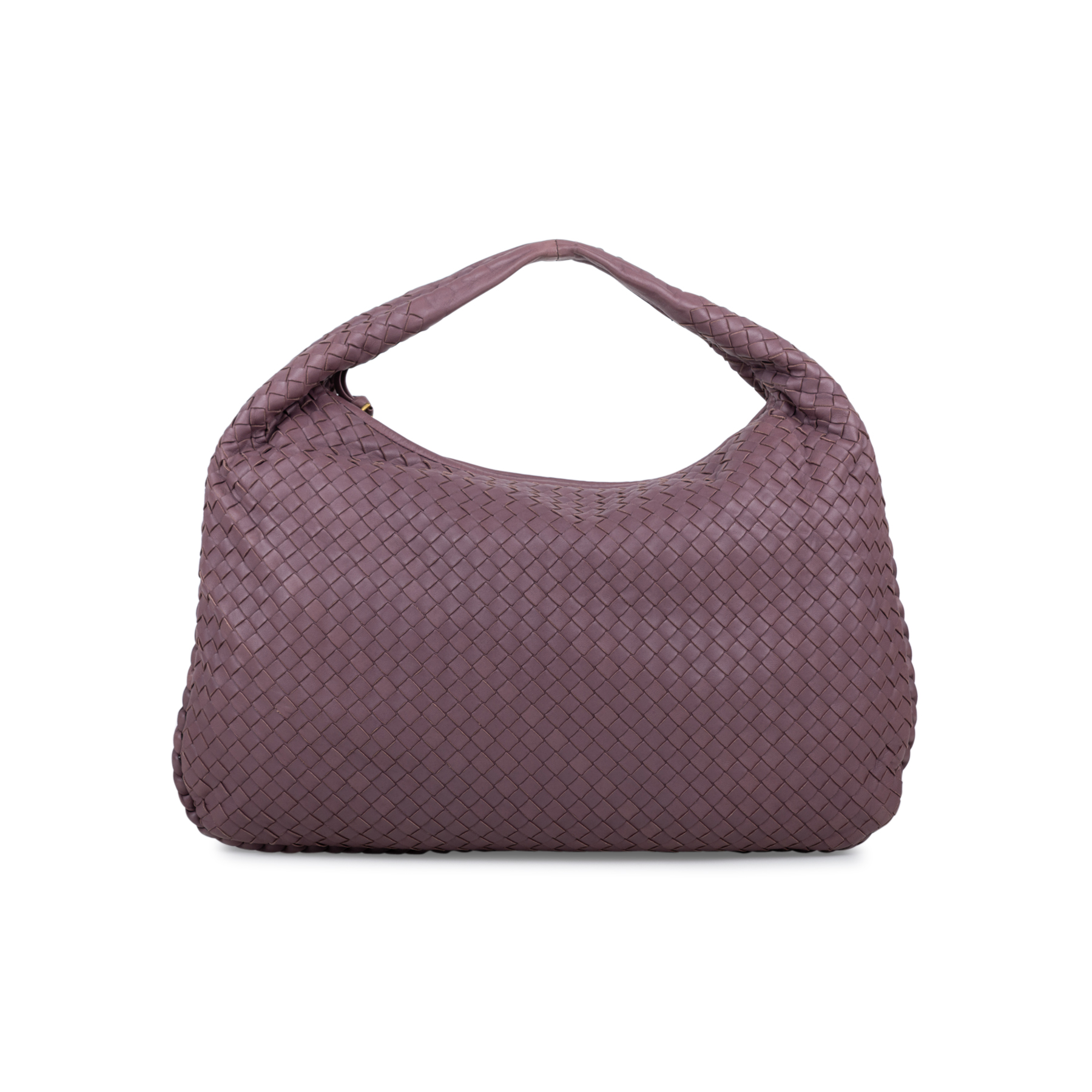2e42f0792f55 Authentic Second Hand Bottega Veneta Medium Intrecciato Veneta Hobo Bag  (PSS-566-00065)