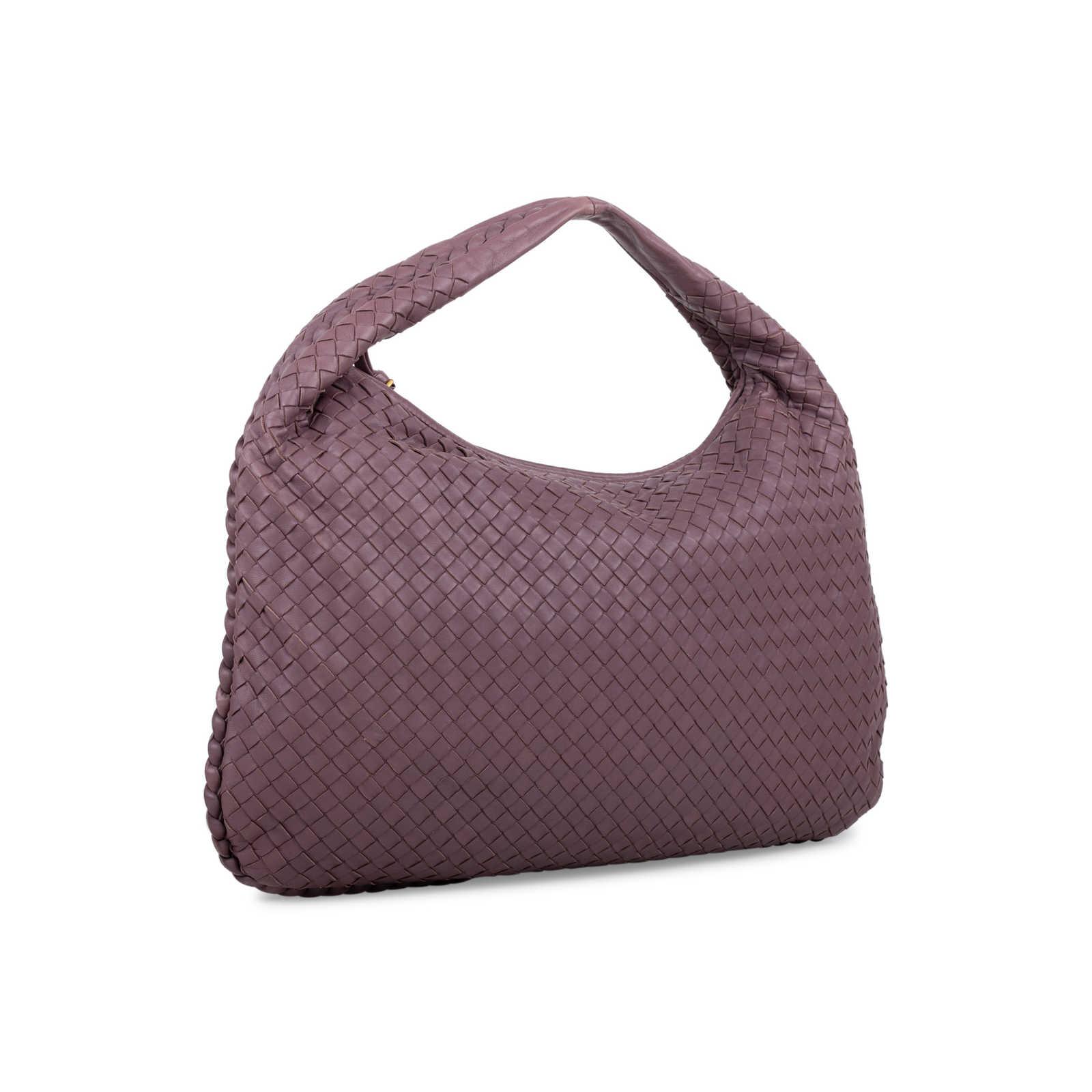 ... Authentic Second Hand Bottega Veneta Medium Intrecciato Veneta Hobo Bag  (PSS-566-00065 ... 8d6cac239c8c1