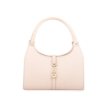 Authentic Second Hand Gucci Structured Hobo Bag (PSS-566-00069)