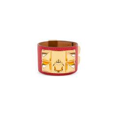 Rouge Casaque Epsom Collier de Chien