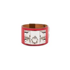 Rouge Casaque Palladium Epsom Collier de Chien