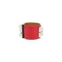 Authentic Pre Owned Hermès Rouge Casaque Palladium Epsom Collier de Chien (PSS-566-00044) - Thumbnail 2