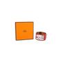 Authentic Pre Owned Hermès Rouge Casaque Palladium Epsom Collier de Chien (PSS-566-00044) - Thumbnail 7