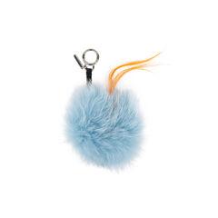 Fendi dawny bag bugs charm baby blue 2?1539066983