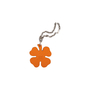 Authentic Pre Owned Hermès Lucky Clover Key Chain (PSS-566-00038) - Thumbnail 1
