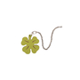 Authentic Pre Owned Hermès Lucky Clover Key Chain (PSS-566-00038) - Thumbnail 2
