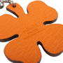 Authentic Pre Owned Hermès Lucky Clover Key Chain (PSS-566-00038) - Thumbnail 3