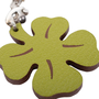 Authentic Pre Owned Hermès Lucky Clover Key Chain (PSS-566-00038) - Thumbnail 4