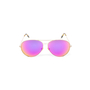 Authentic Second Hand Victoria Beckham Fuchsia Mirrored Classic Victoria Sunglasses (PSS-566-00060) - Thumbnail 4