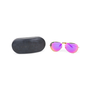 Authentic Second Hand Victoria Beckham Fuchsia Mirrored Classic Victoria Sunglasses (PSS-566-00060) - Thumbnail 7