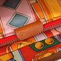 Authentic Second Hand Hermès Silk'In Large Wallet (PSS-566-00048) - Thumbnail 6